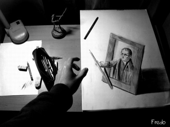 3d drawing 7